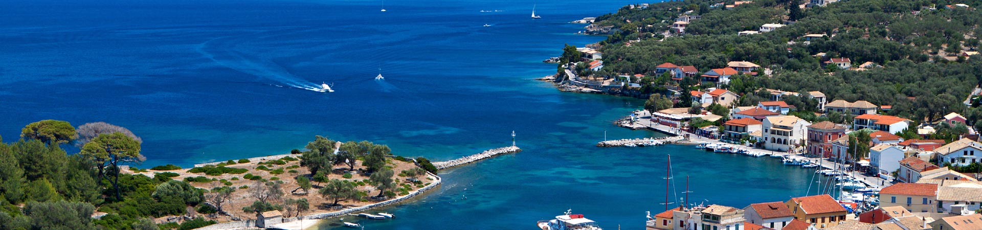 Paxi (Paxos) Island, Greece