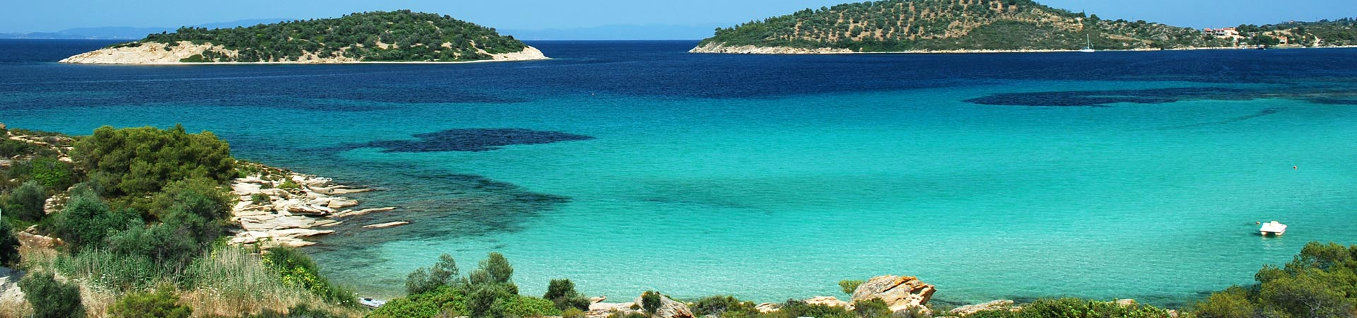 Sithonia, Yacht  Charter Greece