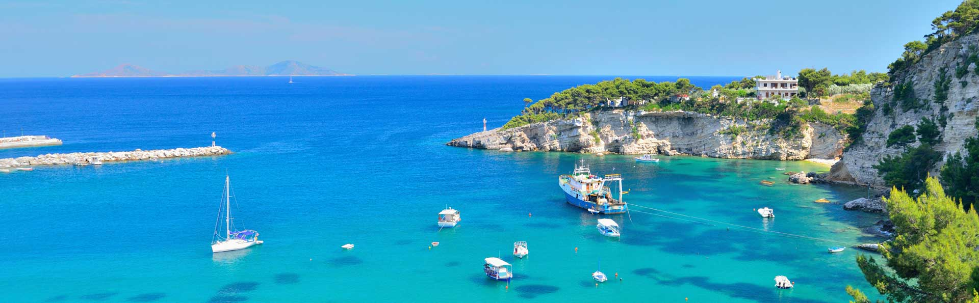 Northern Sporades Islands, Greece